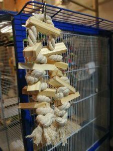 игрушка для птицы
